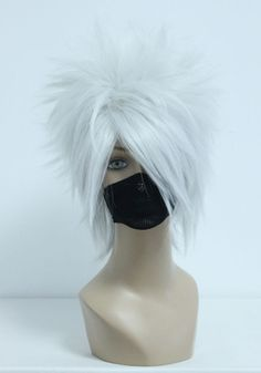 $11.99 (Buy here: https://alitems.com/g/1e8d114494ebda23ff8b16525dc3e8/?i=5&ulp=https%3A%2F%2Fwww.aliexpress.com%2Fitem%2F2014-New-Design-Naruto-Hatake-Kakashi-Silvery-Grey-Famous-Short-Male-Cosplay-Wig-Free-Shipping%2F1941548112.html ) MCOSER 2014 New Design Naruto Hatake Kakashi Silvery Grey Famous Short Male Cosplay Wig Free Shipping for just $11.99