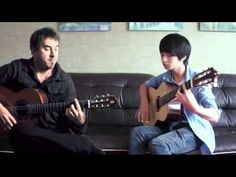 soYmartino & Sungha Jung - Cancion Del Mariachi