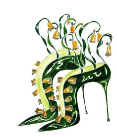 Camilla Morton's Manolo Blahnik and the Tale of The Elves and The Shoemaker