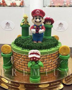 "Торт ""Super Mario"" - фото Fili Baker Premium"