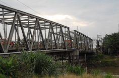 jembatan sei Barumun, Kota Pinang