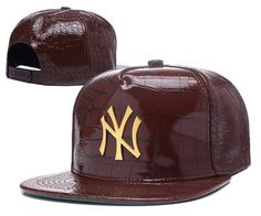 Cheap Wholesale New York Yankees Crack Leather Snapback Hats 003 for slae at US$8.90 #snapbackhats #snapbacks #hiphop #popular #hiphocap #sportscaps #fashioncaps #baseballcap