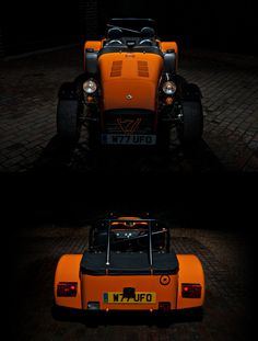 The Caterham by GFWilliams.net Automotive Photography