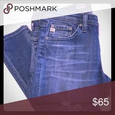 """AG distressed skinny jeans 26 AG distressed skinny jeans. Great condition Inseam 27.5"""" Ag Adriano Goldschmied Jeans Skinny"""