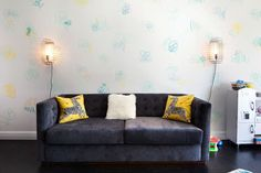 The Couch - Home Decorating Ideas (Home Tour Photos)
