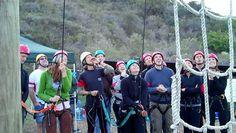 High Ropes Course - SBACo