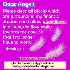 Angel Quotes - Inspirational Quotes - Spiritual Quotes - Angel poems - Angel blessings - Angel prayers - Mary Jac - 2015 - Page 10