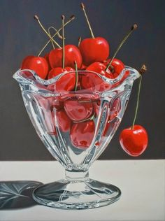 Fruit still life painting galleries 51 Ideas New Fruit, Fruit Art, Painting Still Life, Still Life Art, Hyperrealistic Art, Hyper Realistic Paintings, Arte Sketchbook, Fruit Painting, Polychromos