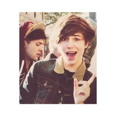 george shelley   Tumblr found on Polyvore