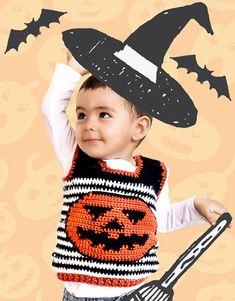 Halloween crochet pa