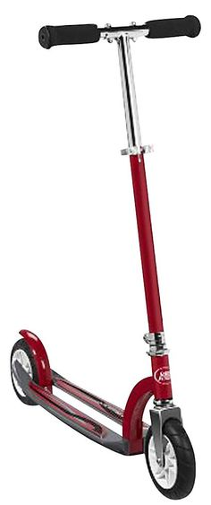 Radio Flyer Air Runner Scooter Red - Free Shipping