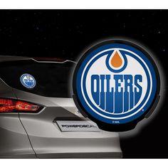 Edmonton Oilers NHL Power Decal