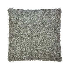 Home Collection Basics Grey boucle cushion- at Debenhams Mobile