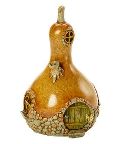 Look what I found on #zulily! Gourd Fairy Home Décor #zulilyfinds