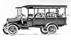 The Chevrolet Truck Tradition. Click on the drawing to read the article.