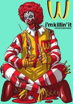McDonald's: I'm Killin' It.