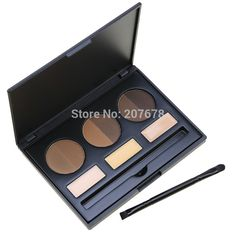Eyebrow Enhancer Color Perfect  Powder Cream Eye Shadow  Kit //Price: $10.80 & FREE Shipping //     #makeupface