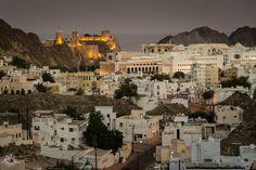 https://flic.kr/p/ptJuvs | City Landscape | Muscat (Oman)