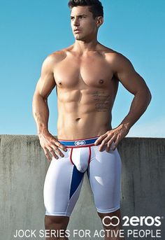 2EROS Jock Series new in store - perfect for the active guy! #2eros #mensunderwear #underwearmen #menswear