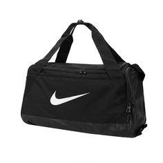 NIKE Brasilia Small Duffle Bag (BA5335-010) Black MISC Size Sporting New Goods #Nike
