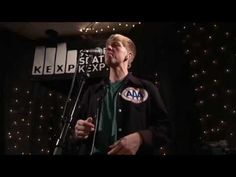 The Drums - Kiss Me Again (Live on KEXP) - YouTube