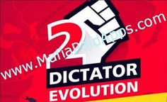 Dictator 2: Evolution v1.3.5 APK   Meet the sequel to one of the best strategic games in the US Canada Australia Germany Russia UK and many other countries!  You are the young dictator of a fledgling democratic republic. Anyone would dream of being in your place because you wield unlimited power.  You must make wise and timely decisions eliminate scheming enemies pay tributes to true friends deftly uncover plots and expose insidious conspiracies.  When a better tomorrow in your country is no…