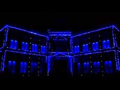 """3D projection mapping"" It is ""The Revival Of the Dragon"" currently shown in Huis Ten Bosch. An image is projected on the wall of a building. ハウステンボスで、上映されてる..."