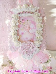 pink shabby chic things | shabby pink marie antoinette this shabby pink romantic marie ...