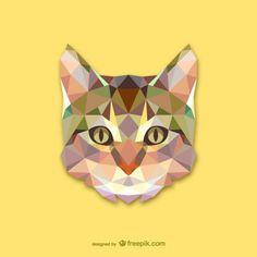 Triangle animals