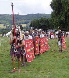 LEGION VIII AUGUSTA: L'épopée Gallo-romaine à Autun