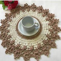 Thread Crochet, Crochet Motif, Crochet Doilies, Crochet Flowers, Crochet Patterns, Crochet Projects, Sewing Projects, Crochet Storage, Crochet Flower Tutorial