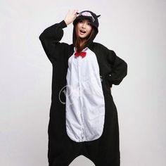 PajamasBuy - Animal unisex Adult Black Cat Onesies Hoodie kigurumi Pajamas Pyjama, $27.00 (http://www.pajamasbuy.com/animal-unisex-adult-black-cat-onesies-hoodie-kigurumi-pajamas-pyjama/)