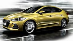 2017 Hyundai Elantra Sport is expected to be powered by the same engine as in Veloster Turbo, it is turbocharged 4-cylinder 1.6-liter, with 201 hp...Price...  #2017HyundaiElantraSport #2017ElantraSport #2017Hyundai