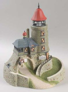 Mystic Ledge Lighthouse