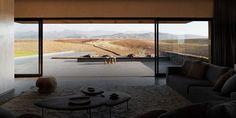 Minimalist Living Room of Villa K by Studio KO in Tagadert Morocco Interior Styling, Interior Decorating, Interior Design, Villa K, John Pawson Architect, Genius Loci, Pool Designs, Modern Architecture, Studio