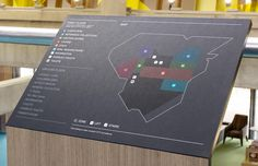 Beautiful signage by Hofstede in Australia's Bendigo Library.Click image for full story & visit the slowottawa.ca Wayfinding board >> http://www.pinterest.com/slowottawa/