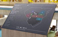 Beautiful signage by Hofstede in Australia's Bendigo Library.Click image for full story & visit the slowottawa.ca Wayfinding board >> http://www.pinterest.com/slowottawa/