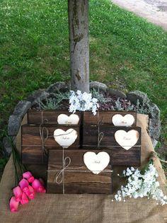 Bridesmaid Gift Box  4 Personalized Bridesmaid by TheSmilinBride