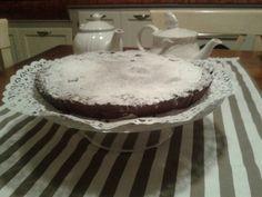 crostata al cacao con ricotta e mascarpone