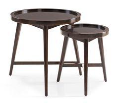Bernhardt | Putnam Round Table (Set of 2) (326-031)