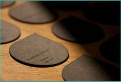 25 Awesome Circle Business Card Design Examples