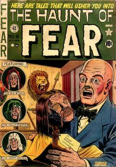 The Haunt of Fear #8