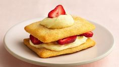 Lucky for you, easy-bake crescents stand in for traditional puff pastry. It's a classic dessert with convenience!