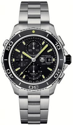 @Tyler Gerritsen Heuer's Tag Heuer Aquaracer 500m Chronograph Watch. Call 01524 38 48 58 for a price.