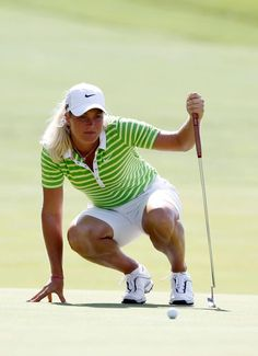 "LPGA's #2 ranked golfer, Suzann depends on proper nutrition to sustain her through 18 holes. To stay at the top of her game, Suzann sleeps and eats well. Suzann continues to showcase her world-class status on and off the links. Suzann's drink at Liquid? Glow! ""The perfect delicious and nutritious snack before or after a round on the links."""