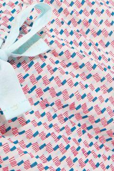 Calvin Klein Underwear - Printed Voile Pajama Shorts - Pastel pink - medium