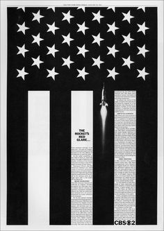 besides foreign propaganda about the US, the only domestic propaganda I liked was from the Cold War/McCarthyism eras