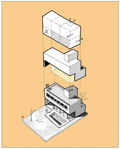 Gallery of These Axonometric Illustrations Explore the Power of Digital Tools in Architectural Representation - 14