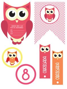 ; ) owl