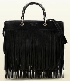 Prezzo delle Borse Gucci nuova collezione primavera estate 2014 a frangie
